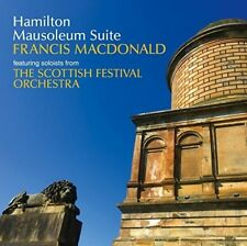 Francis MacDonald - Hamilton Mausoleum Suite [New CD] UK - Import