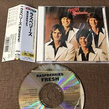RASPBERRIES Fresh JAPAN CD TOCP-3393 w/OBI 1998 COOLPRICE reissue Eric Carmen