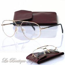 Vintage Jaguar Luxe Lunettes version FMG 381 410 Gold, glasses, lunettes, images