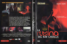"Najwa nimri-nacho loriente ""the queen of the Bar scoundrel"" spanish dvd/D. AZANCOT"
