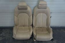 Audi A8 4H S8  Lederausstattung Beige Crem Sitzausstattung Leder Sitz Massage