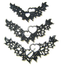 Patchwork Cutters HEART GARLAND SET Sugarcraft Cake Decorating