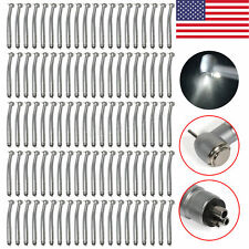New Listing1 100 Fits Nsk Dental Fiber Led E Generator High Speed Handpiece 4hole Turbine