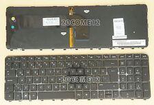 for HP ENVY /Pavilion M6-1000 M6-1100 Keyboard Backlit Turkey Turkish TürK Black