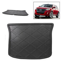For Ford Edge 2009-2012 Rear Boot Mat Rear Trunk Liner Cargo Floor Tray