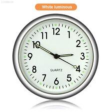 CC07 Glass Mirror Dashboard Automobiles Clock Car Clock Aluminium Alloy