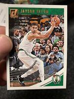2018-19 Jayson Tatum Panini Donruss #76 Boston Celtics - QTY