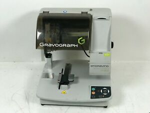 Gravograph M20 Engraving Machine Free Shipping