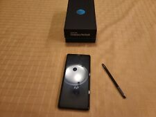 Samsung Galaxy Note 8 SM-N950U - 64GB - Midnight Black (Unlocked)