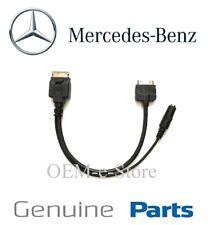 2009-2012 Mercedes E320 E350 E500 E63 iPod iPhone AUX Music Interface Cable NEW
