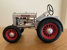 1937 Plymouth Silver King 1/16 farm tractor Toy replica by SpecCast