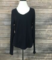 Vince Long Sleeve Top (Size: M)