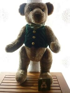 Harrods - 150 Years - Collectable Jointed Teddy Bear - 1849-1999