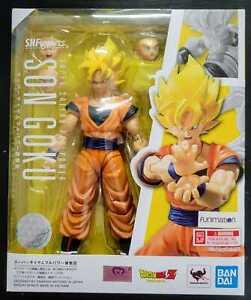 Bandai S.H.Figuarts Dragonball Z Super Saiyan Son Goku Full Power USA