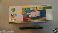 Hand sewing old machine1 + box original