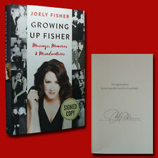 Growing Up Fisher SIGNED Joely Fisher