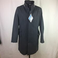 BN TUCANO URBANO DON GIOVANNI WOOL SCOOTER COAT WATERPROOF WINDPROOF BREATHABLE