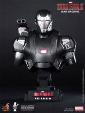 Iron Man 3 9 Inch Bust Statue - War Machine Bust Sideshow 902012