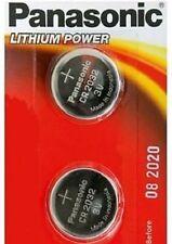 Batterie monouso Panasonic per articoli audio e video CR2032