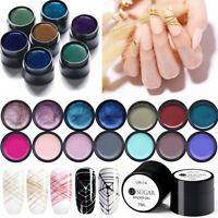 UR SUGAR Nagel Kunst Spider Soak Off UV Gellack Colorful Nail Art UV Gel Polish