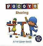 Pocoyo Ser.: Pocoyo Sharing by Red Fox and Anonymus (2009, Board Book)