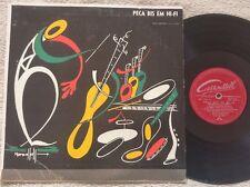 HUGO MASTER & his Orchestra - Peca Bis Em H-Fi RARE BRAZIL BOSSA JAZZ LP
