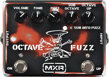 MXR SF01 Slash (Guns & Roses) Signature Octave Fuzz Guitar Effect Pedal - NEW!