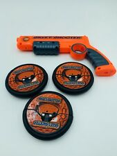 Skeet Shooter Hunter Original Rapid Target Gun & Break Apart Skeet Replacements