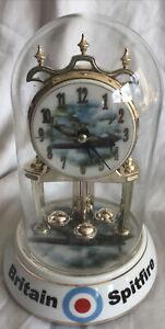 Dome Anniversary Britain Spitfire Clock