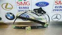 SKODA OCTAVIA MK3 5E DRIVER SIDE FRONT DOOR WINDOW REGULATOR WINDER 5E0837462B