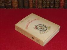 ALFRED DE MUSSET LE CHANDELIER  Illustré Max BERTRAND 1949 Pastels 1/150 Pur fil