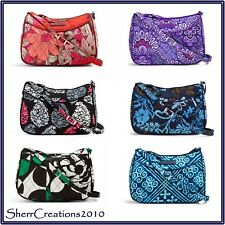 NWT Vera Bradley Little Crossbody Bag Purse #180220-092