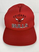 Chicago Bulls NBA Logo Snapback Hat Baseball Cap Basketball Michael Jordan