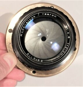 Rodenstock Ysaron 210mm f4.5 Barrel Lens