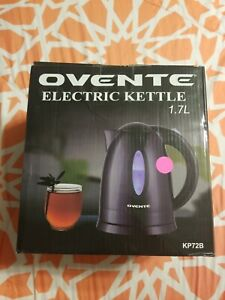 Ovente 1.7L BPA-Free Electric Kettle, Fast Heating