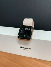 Apple iWatch Series 3 42mm GPS Cellular. Rose Gold.