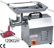 Heavy Duty Electric Auto Restaurant Home Beef Meat Mincer Grinder Maker Machine