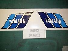 Yamaha TY 250 USA Style/Yamaha DT175/DT250 Tank & S/Liste Abziehbilder: - Studien