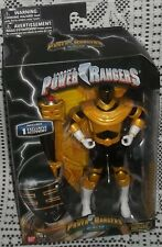 POWER RANGERS ZEO LEGACY COLLECTION GOLD RANGER SERIES 4 1 EXCLUSIVE ACCESSORY..
