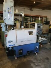2005 Miyano Lz-01R2 Cnc Lathe with Absolent Mist Collector