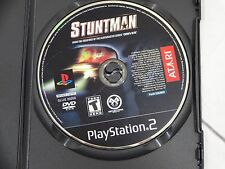 Stuntman Sony Playstation 2 PS2 Video Game - G27