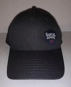 Samuel Adams Baseball Cap Hat Gray Snapback Hat Men OSFA Boston Beer Co Gray New