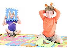 26 x NEW GIANT CHILDREN ALPHABET FOAM PLAY MAT JIGSAW KIDS GAME FLOOR MATS