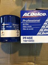 OEM GM ACDelco Engine Oil Filter PF46E PF46F 19210335 19210283 NEW