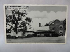 VINTAGE POSTCARD THE MAHONING VALLEY COUNTRY CLUB LANSFORD PENNSYLVANIA UNUSED