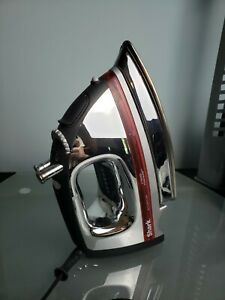 *TESTED* SHARK Professional Electronic Iron Steam G1435N_55  Blast Away Wrinkles