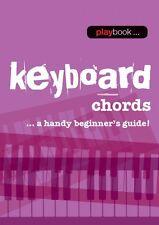 Playbook Keyboard Chords Sheet Music Book NEW  014043456