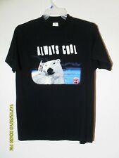 Vintage 1994 Coca-Cola Polar Bear T-Shirt Size Large