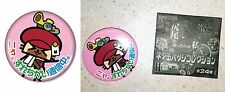 Monster Hunter MH Neta Can Badge Collection Ver. P Airou CAPCOM Licensed New