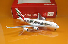 Herpa Wings 531764 Emirates Airbus A380 United for Wildlife Scale 1 500